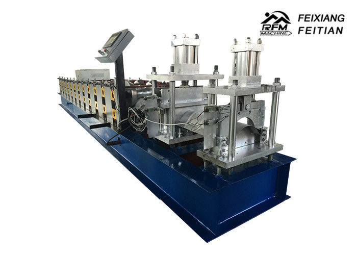 High Speed Glazed Tile Roll Forming Machine FX255 With 335mm Feeding Width