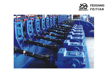 بزرگراه Guardrail Road Restraint Construction Roll Rolling Machine CE ISO لیست شده است